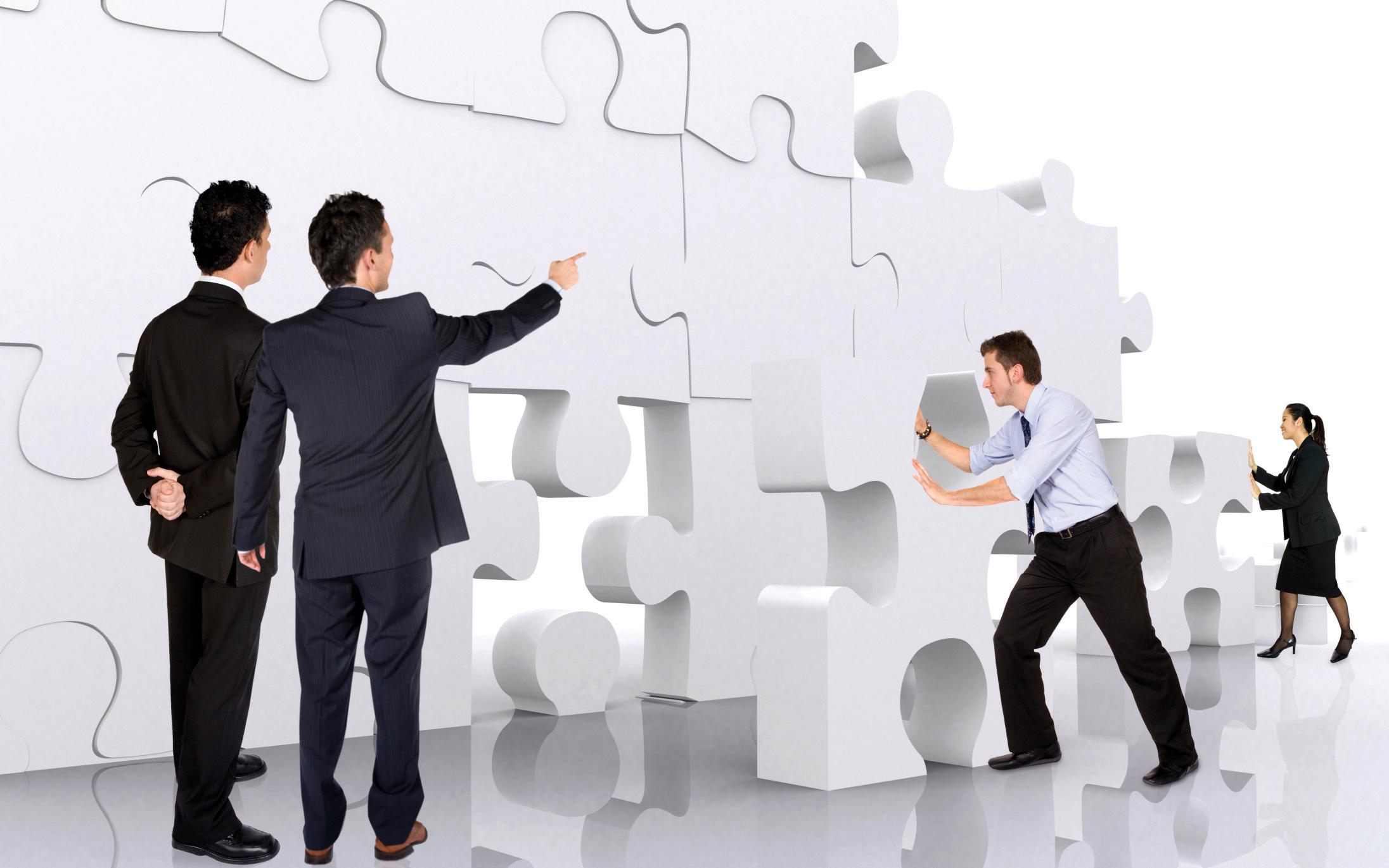 چگونه مشکلات کسب و کار را رفع کنیم