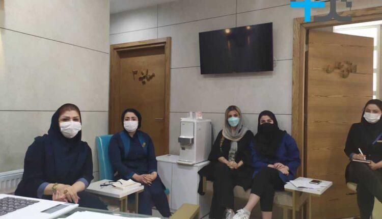 لزوم آموزش پرسنل کلینیکهای پزشکی و دندانپزشکی